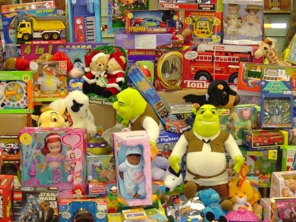 Arrecadação de Brinquedos Novos para o Natal