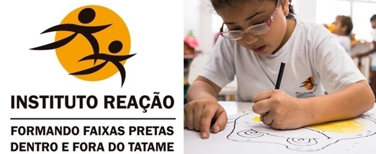 Instituto Reação - Educação para a transformação - Milhas do Bem
