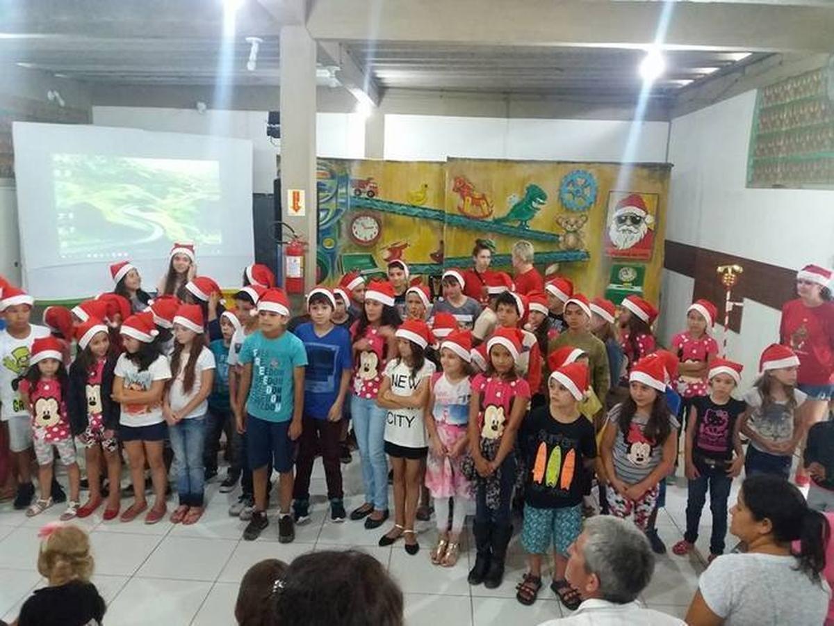 A.GENTE QUE FAZ o natal ser ainda mais especial!