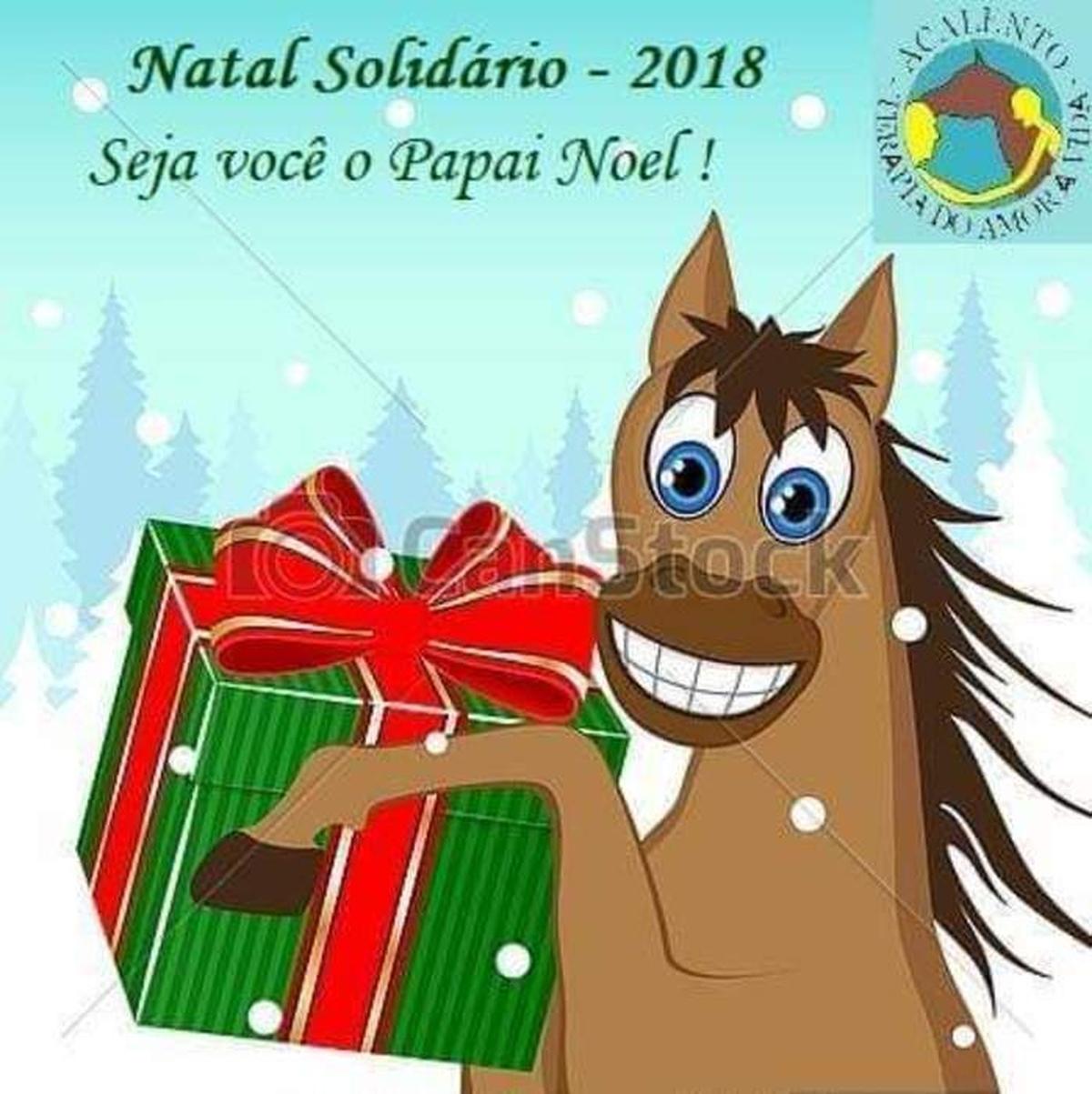Natal Solidario 2018 - Acalento