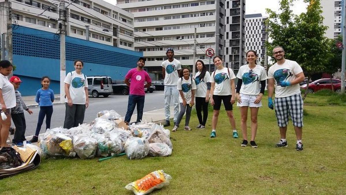 Bloco de Carnaval, Lixo no chão, não!