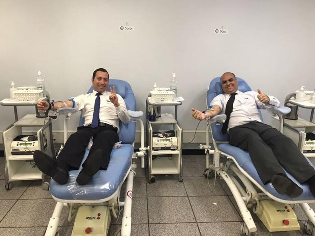 Campanha Nacional de Doação de Sangue
