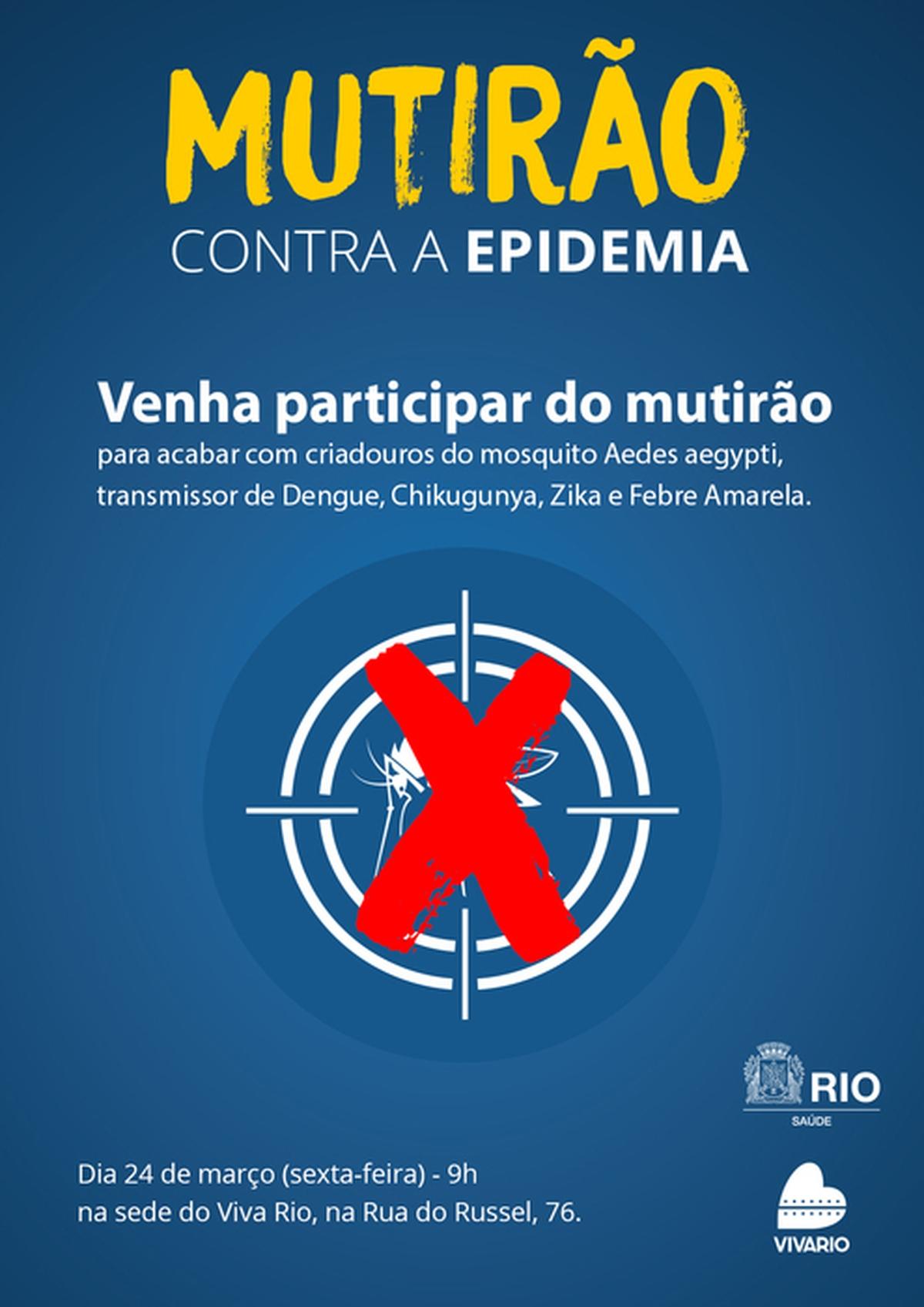 Mutirão Contra a Epidemia