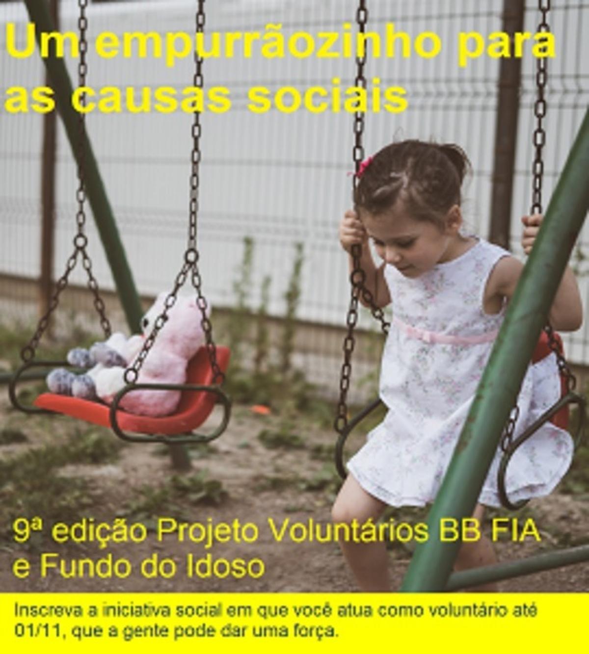 Projeto Voluntários BB FIA e Fundo do Idoso 2018