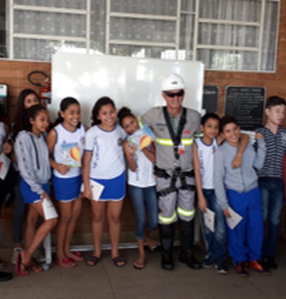 Escola Lourdes Scardini- CIPA Nova Venécia