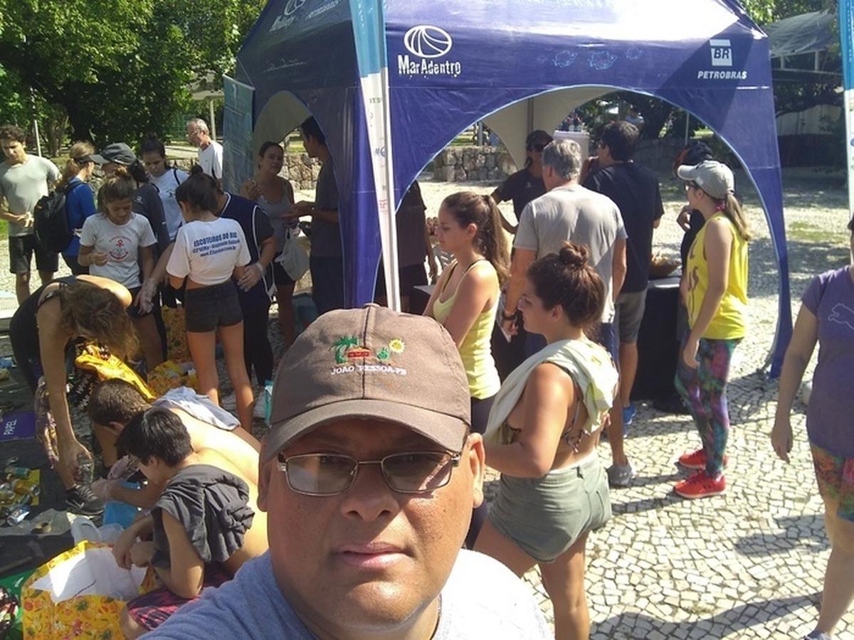 LAGOA LIMPA - PROJETO ILHAS DO RIO