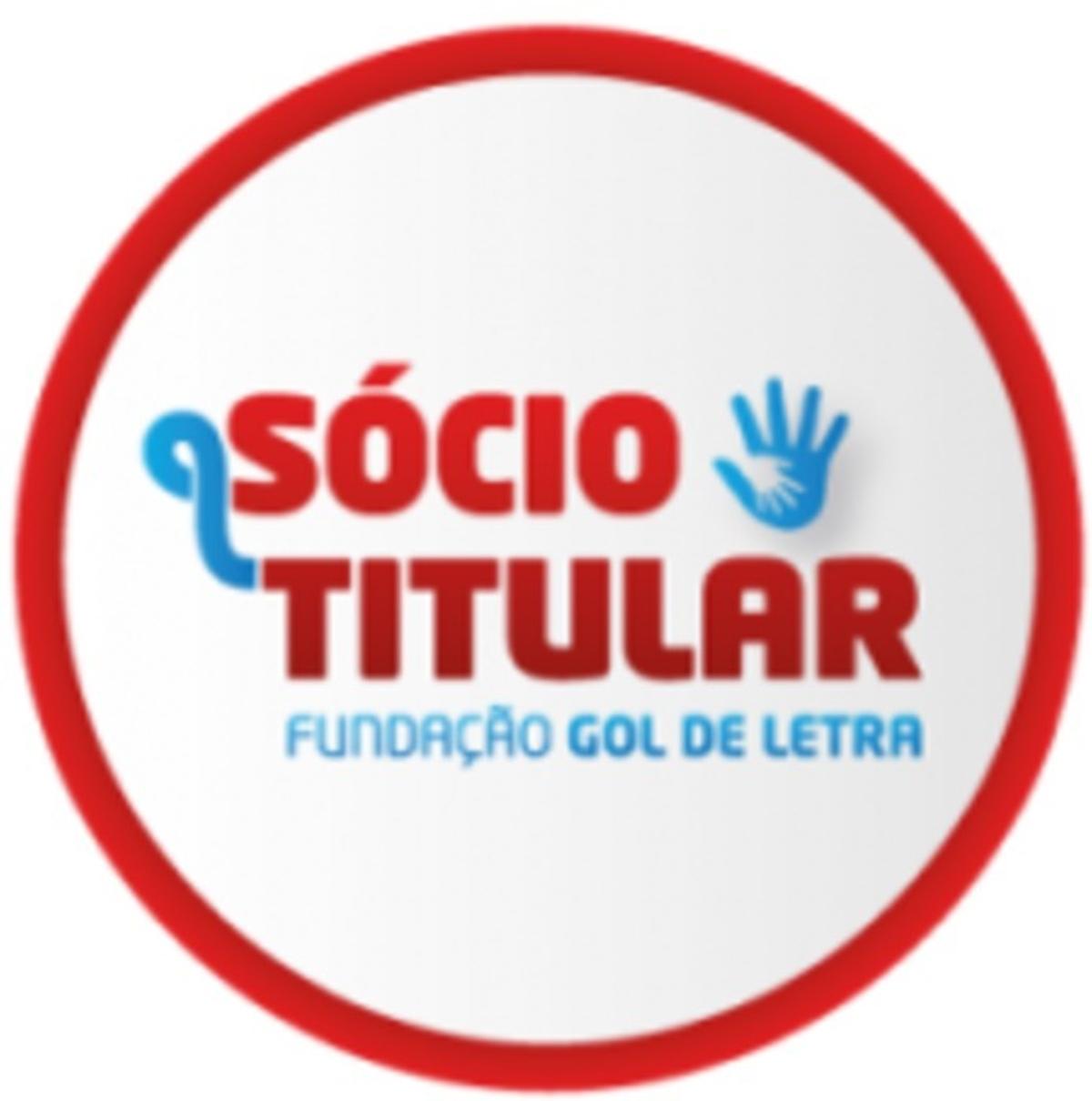 FUNDAÇÃO GOL DE LETRA - SÓCIO TITULAR
