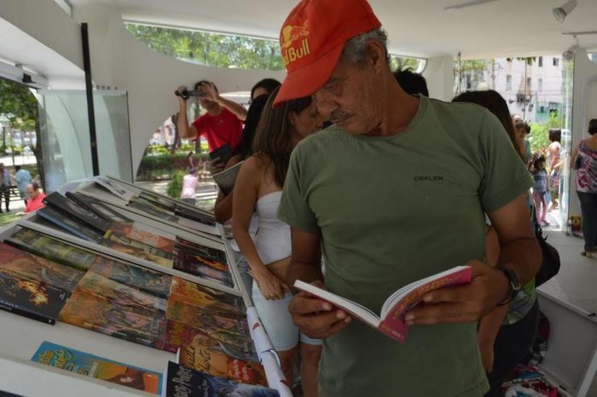 Leve o projeto Livros Fascinantes para a sua cidade!
