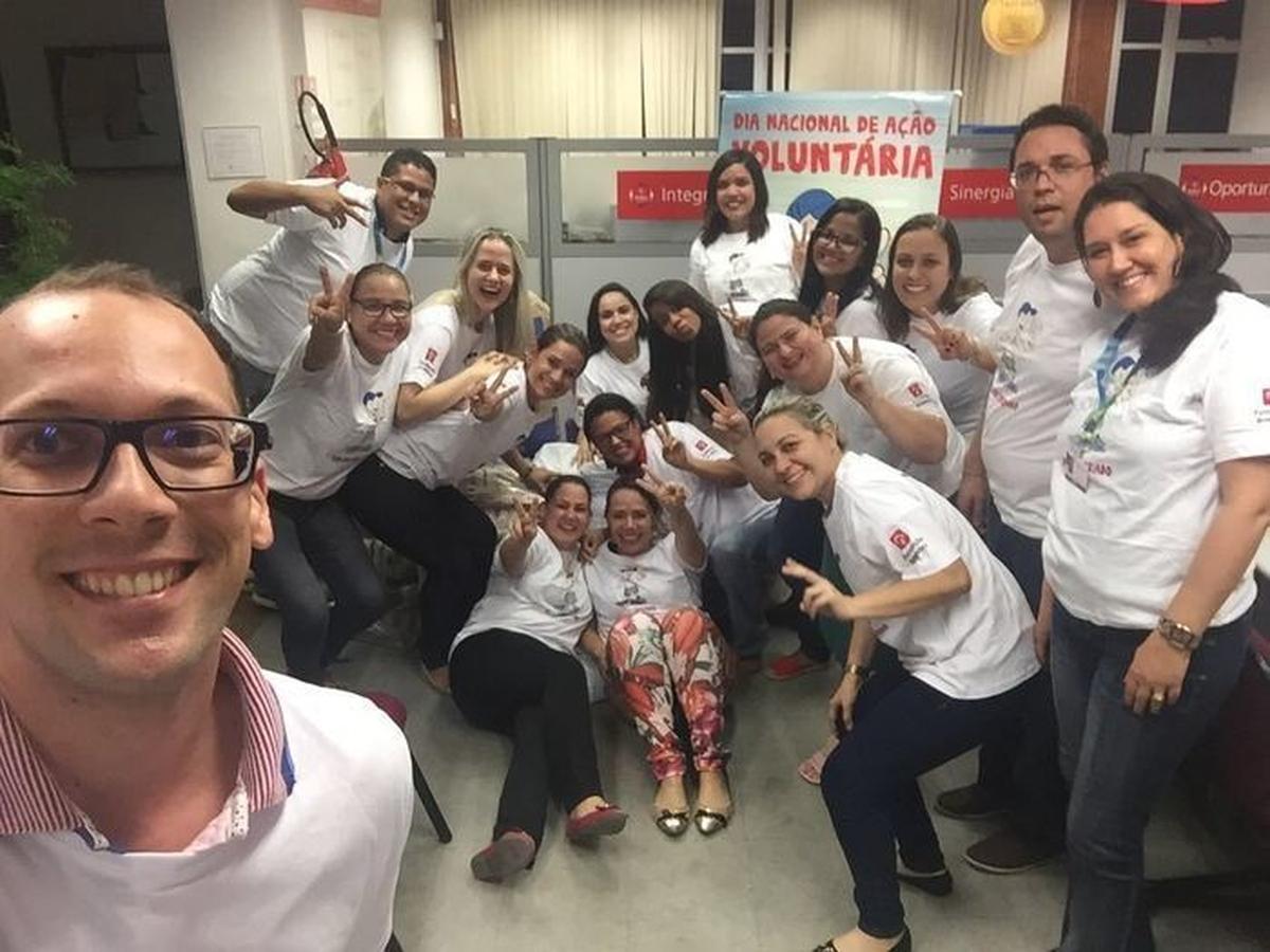 Equipe Lar Santo Antônio de Pádua