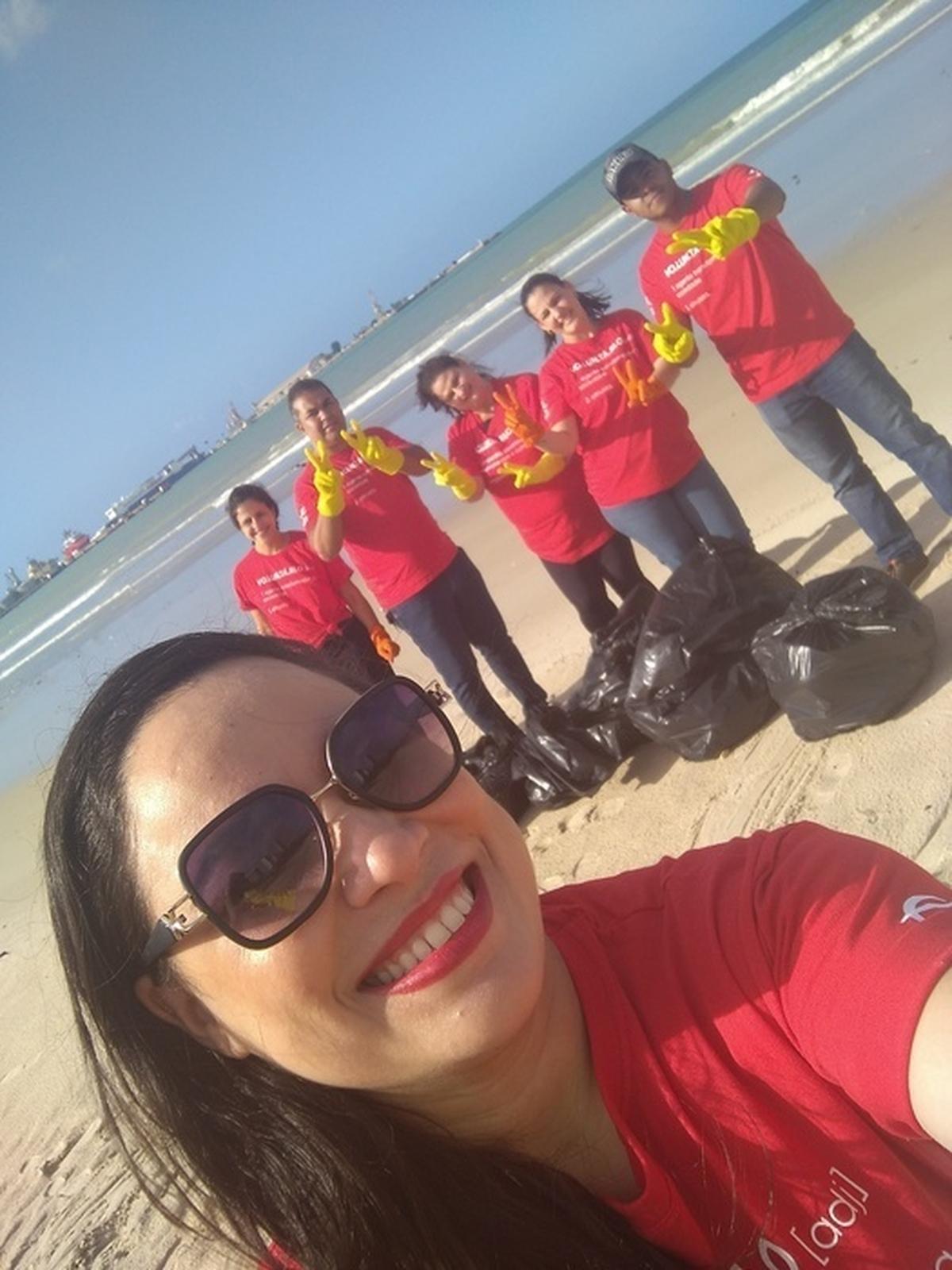 Mês do Meio Ambiente 2019 - Praia Limpa (Maceió)
