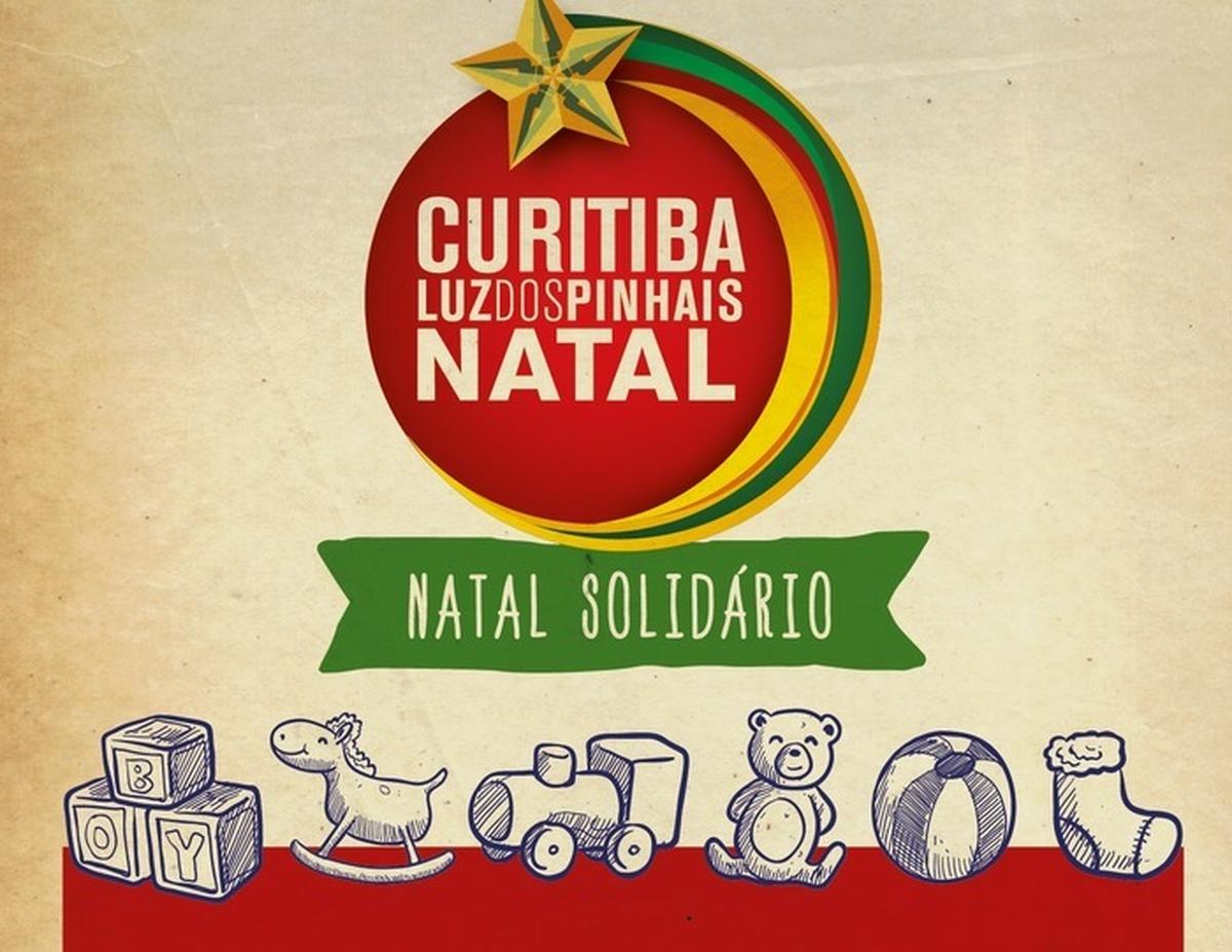 Campanha Natal Solidário - Sistema Fiep