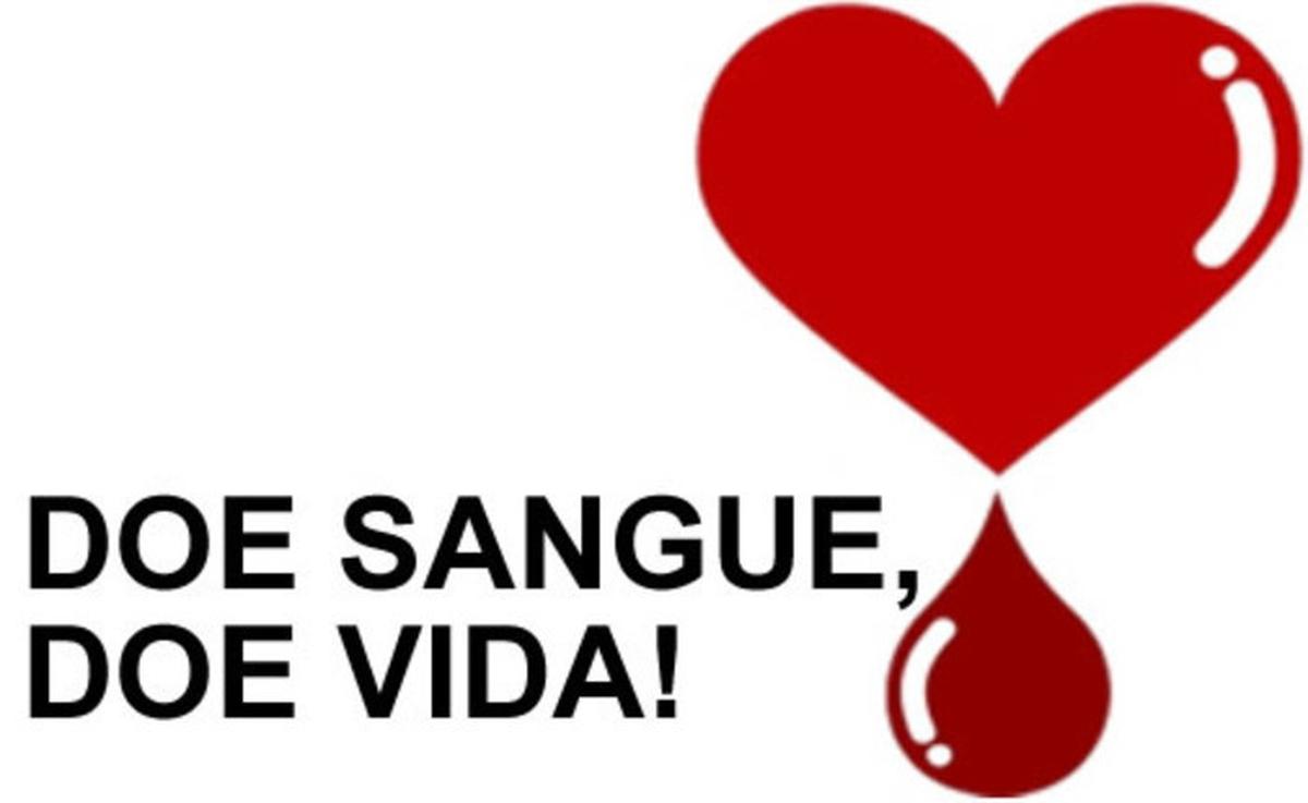 Doe sangue. Doe vida!