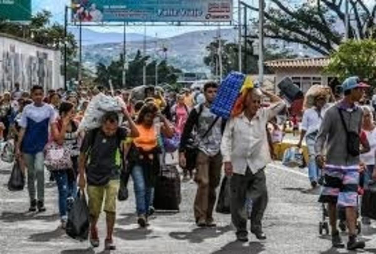 MII e Amigos em Prol dos Refugiados Venezuelanos de Boa Vista