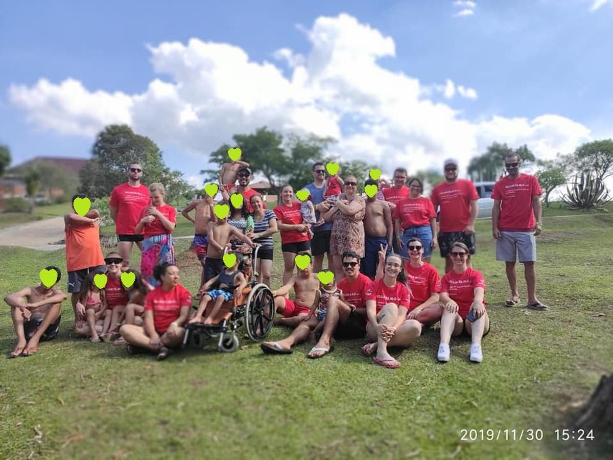 Projeto Happy Day 2019 - Parque Aquático