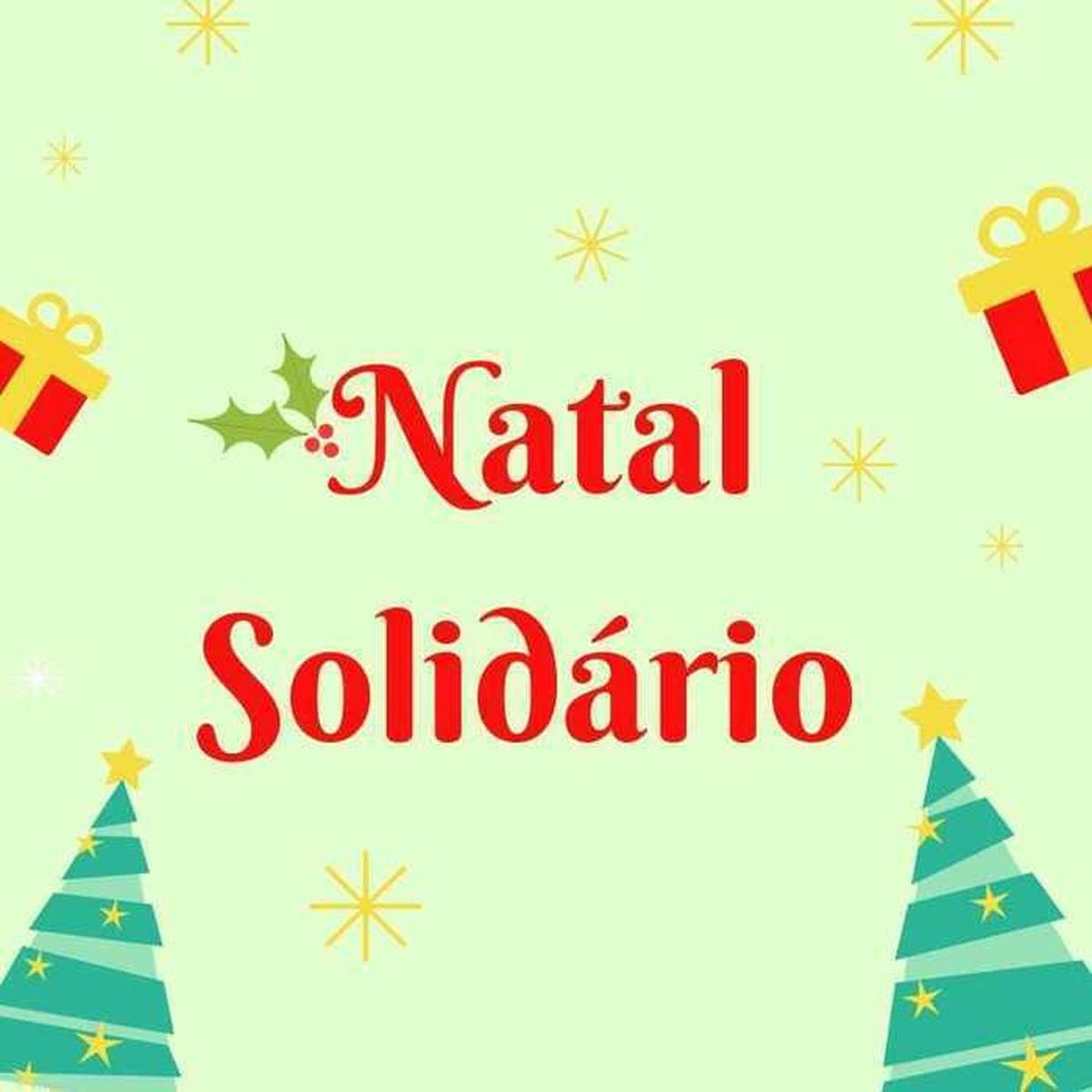 AÇÃO DE NATAL - NATAL SOLIDÁRIO
