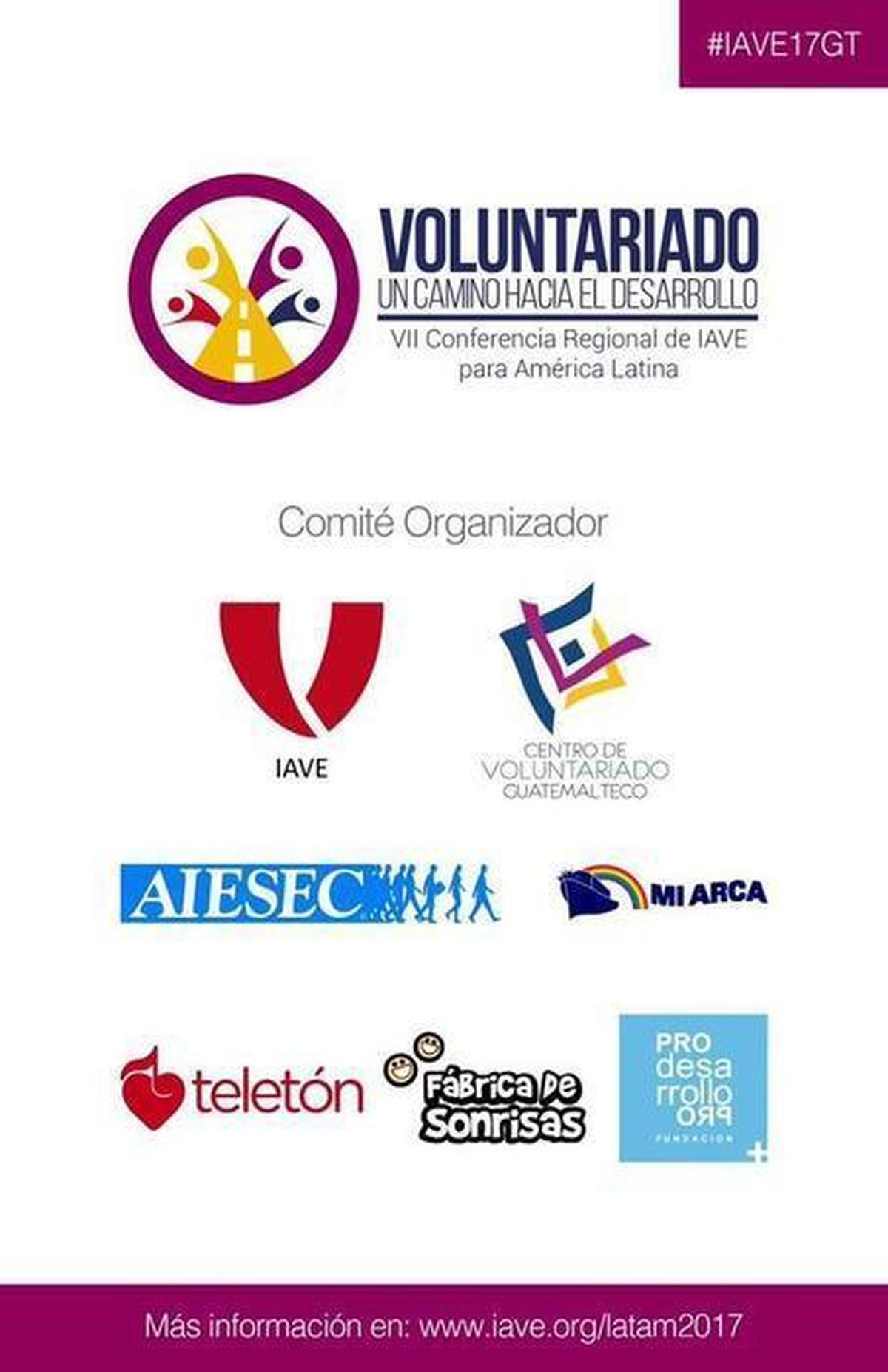 """Salón Landívar Mayor """"Voluntariado Corporativo Para El Desarrollo Sostenible"""""""