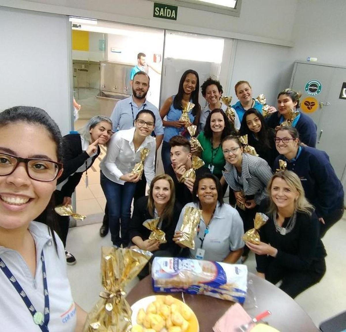 Alinhamento Equipe Araraquara 2º Semestre