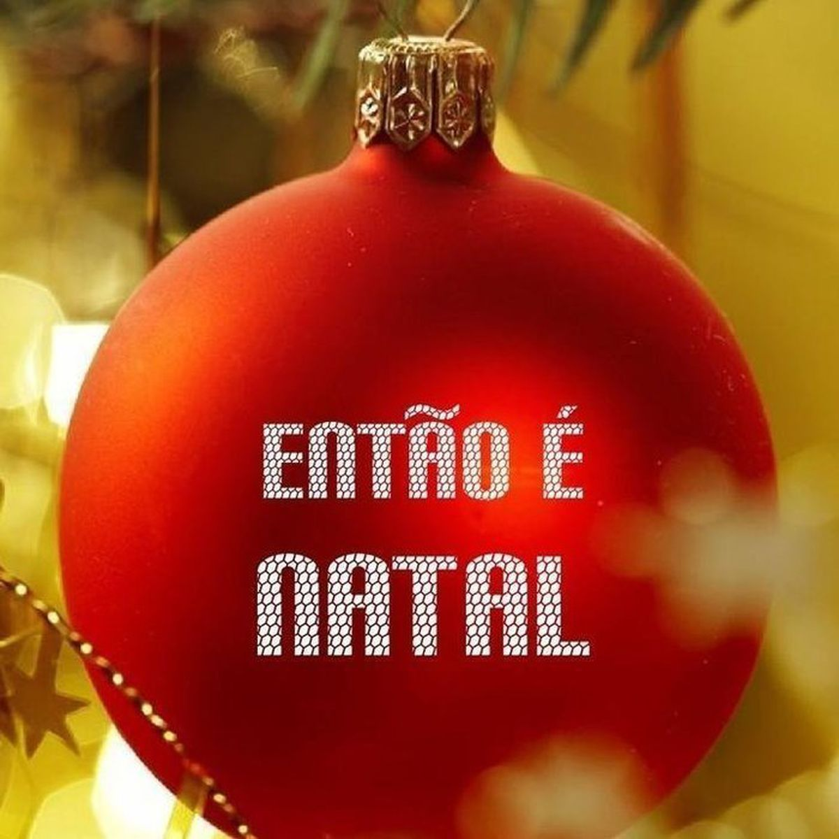Ação de Natal : Então é Natal...