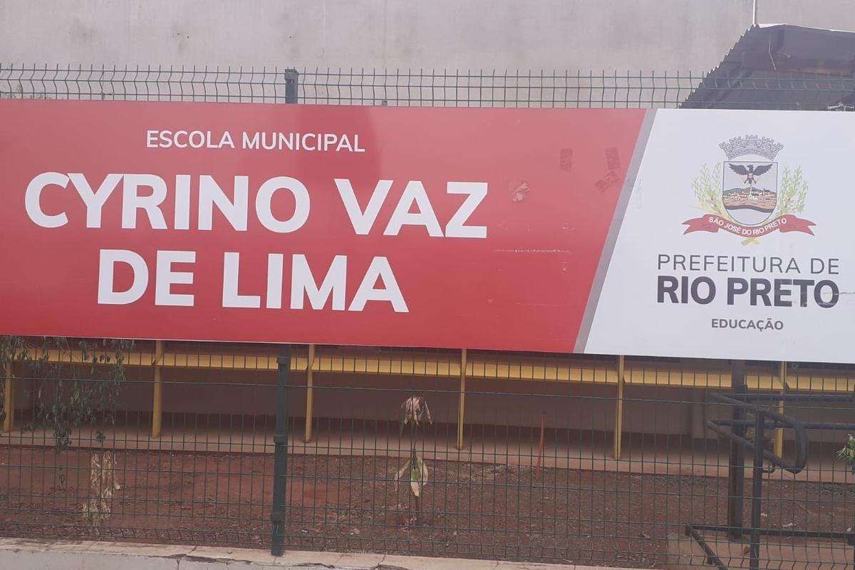 VISITA NA ESCOLA CYRINO VAZ DE LIMA _AVALIAÇÃO NECESSIDADES