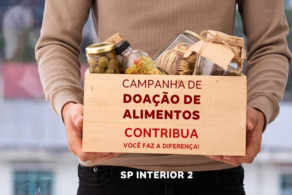 Voluntários Bradesco contra a fome - SP Interior 2 - 2021