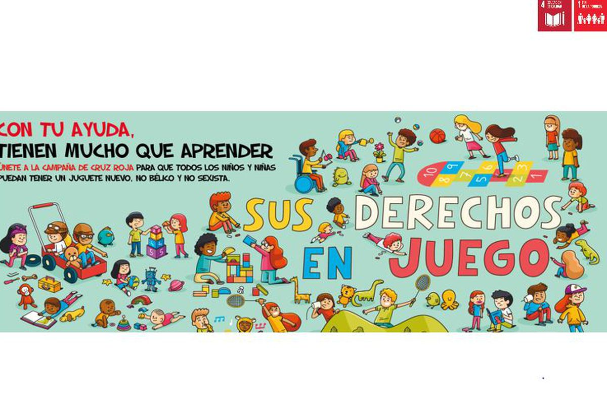 Recogida de juguetes Cruz Roja Bilbao