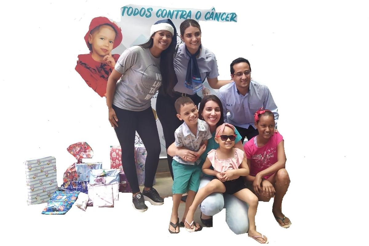 Natal do Conhecimento Fundação Sara