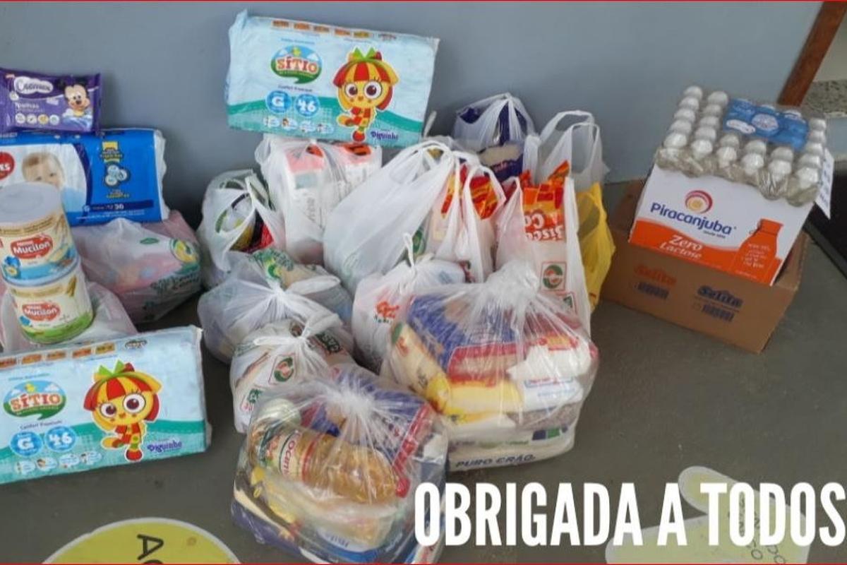 Arrecadação de Alimentos-CSD Itarana, Base João Neiva