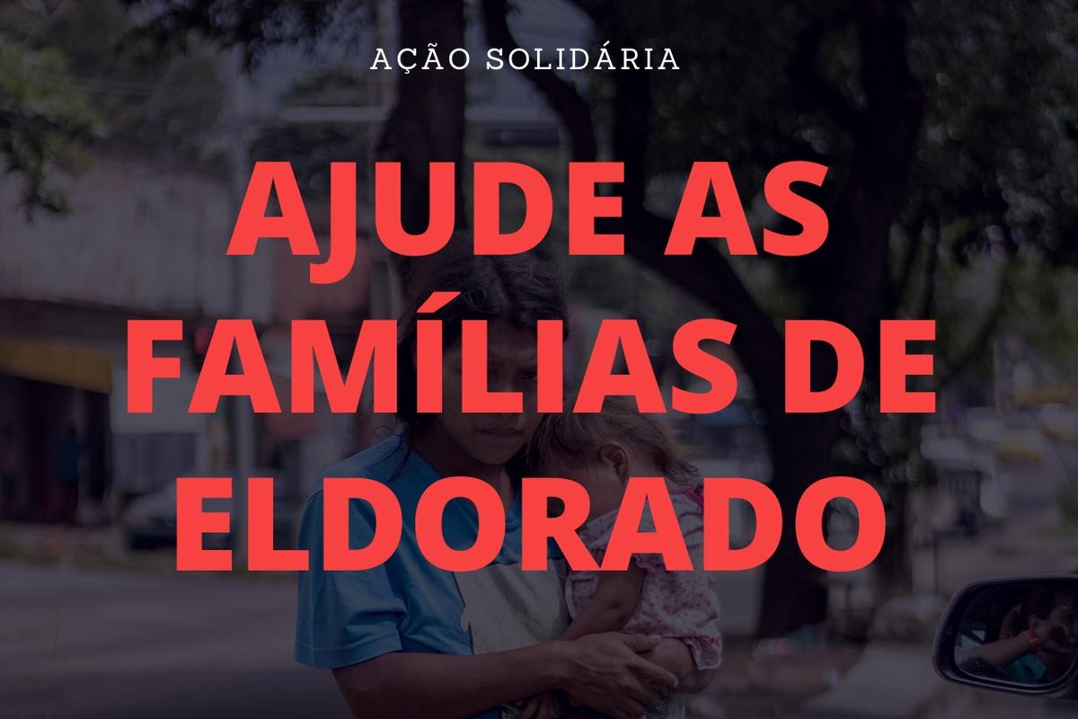 Vamos ajudar a comunidade de Eldorado no Espírito Santo!