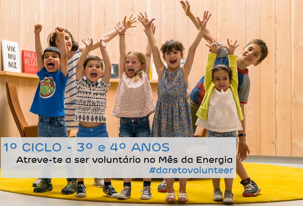 Aula de Energia | 1º CICLO (3º e 4º anos)
