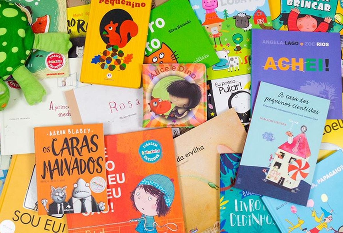 Campanha de Páscoa - Arrecadação de Livros Infantis