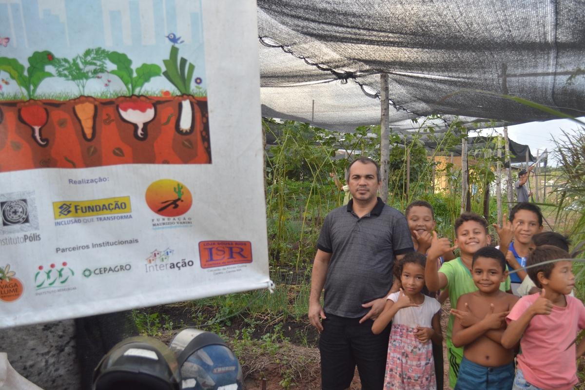 Horta Comunitária Vila Paraíso