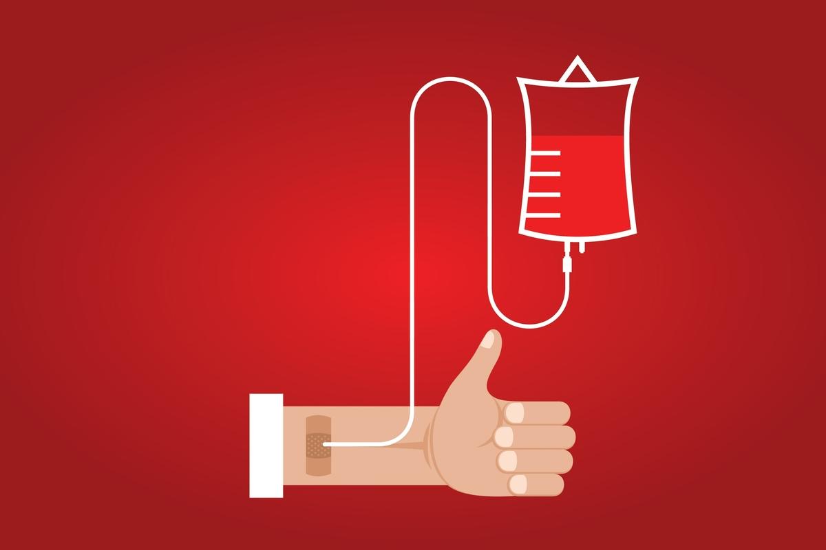 Doe Sangue! Doe Vida!