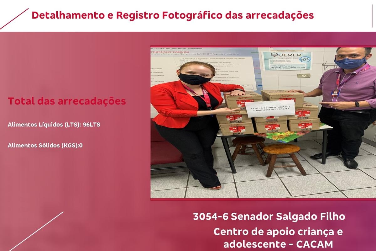 Voluntários 3054-6 - Marília - 2021