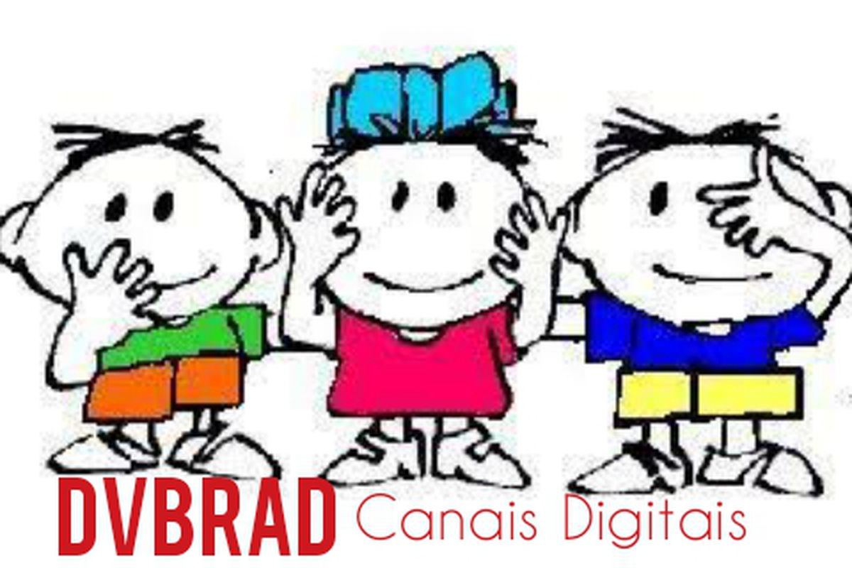 DVBRAD - Canais Digitais