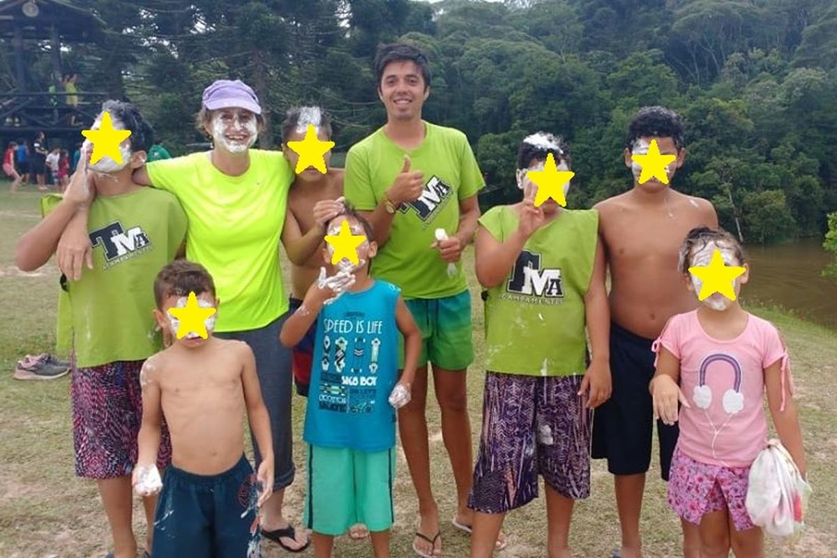 Projeto Happy Day 2019 - Acampamento tio miro