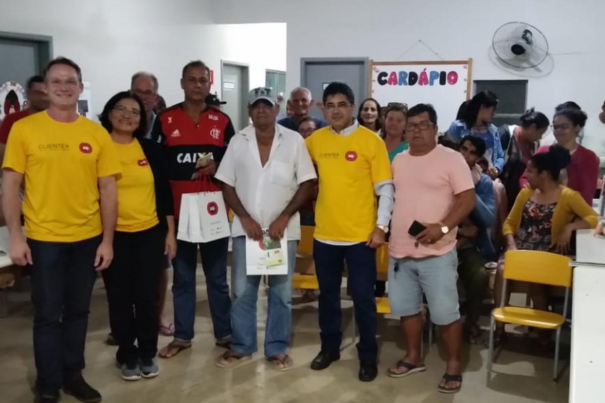 EDP Cliente + -Comunidade do Guaxe -Linhares/ES