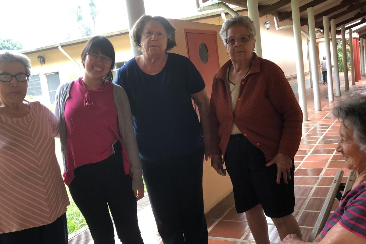 Visita à Provedoria