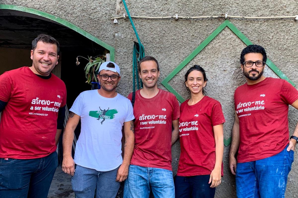 Voluntariado de Reabilitação - Porto, 10.03.2020