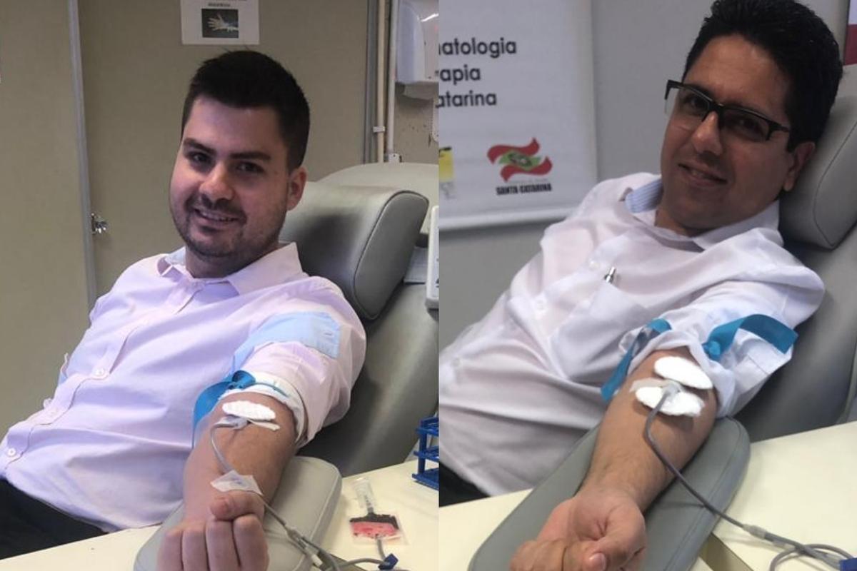 Doação de Sangue 2019 - Bradesco Corporate One Criciúma
