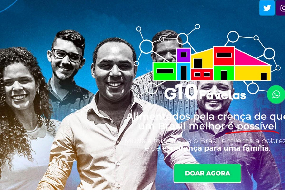 G-10 Favelas - O Brasil melhor é possível!