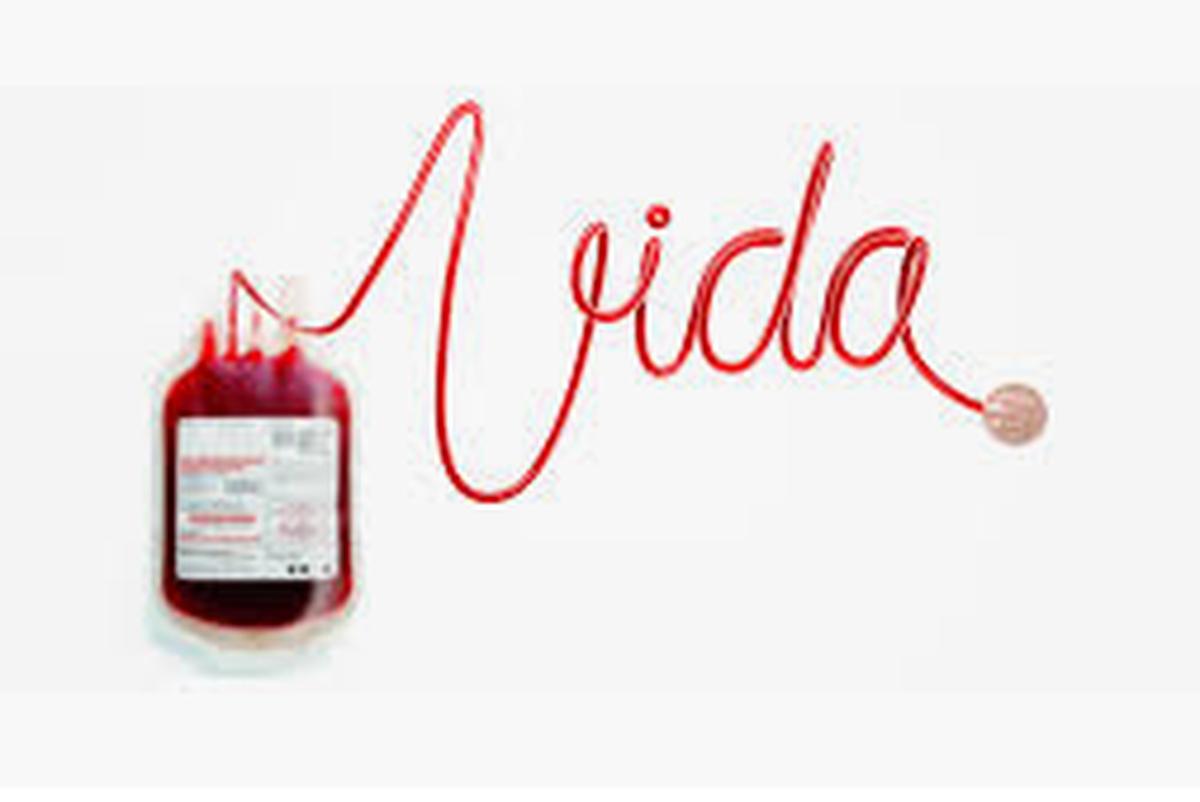 Doação de Sangue - Tripulante Marcio Martins CCO (SP)