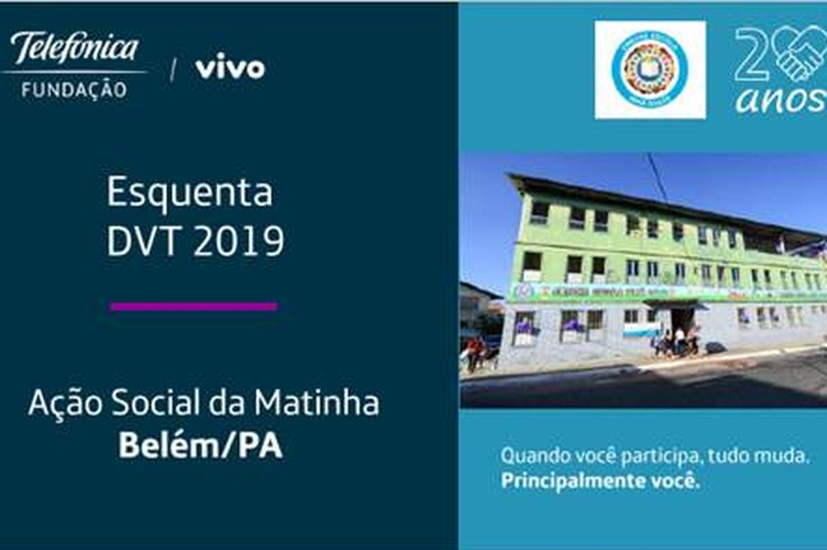 Esquenta DVT 2019 Belém/PA