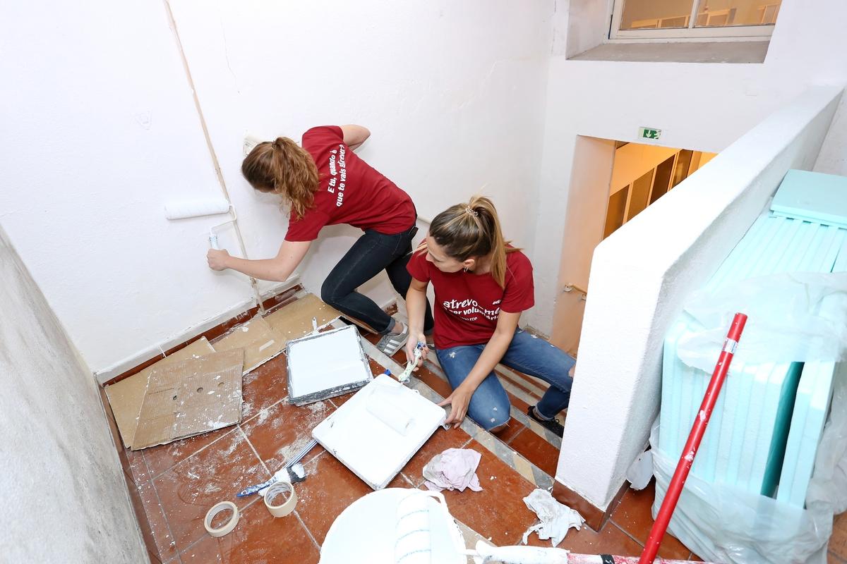 Voluntariado de Reabilitação - Lisboa, 24.03.2020