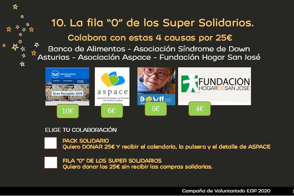 """La Fila """"0"""" de los Super Solidarios"""
