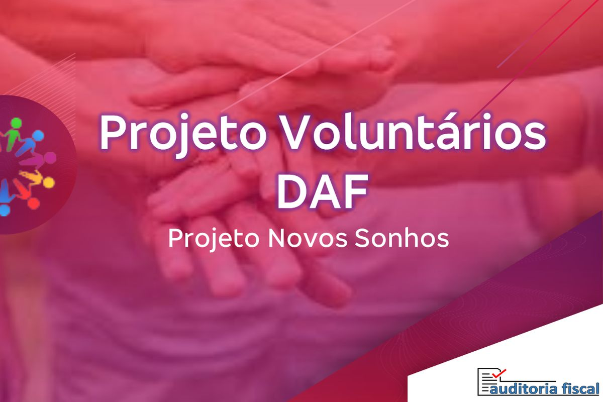 DAF - Projeto Novos Sonhos - 2021