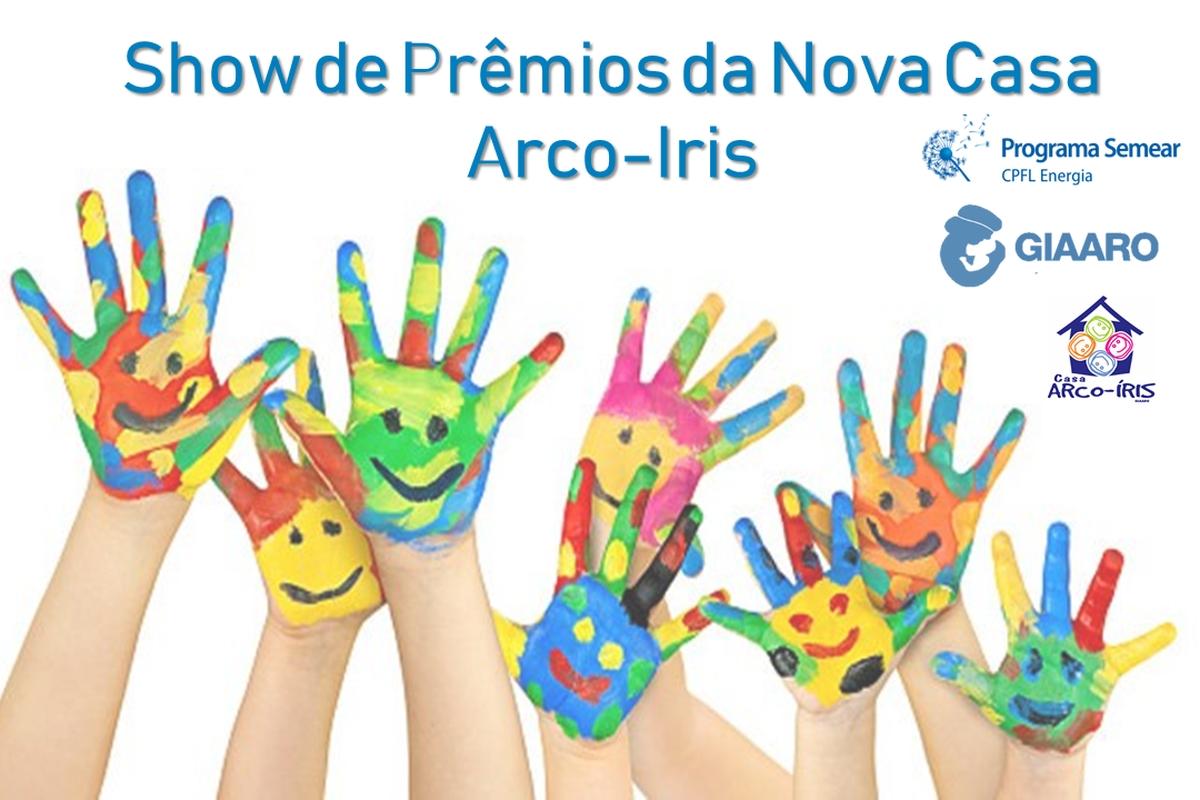 Show de Prêmios da Nova Casa Arco-Iris
