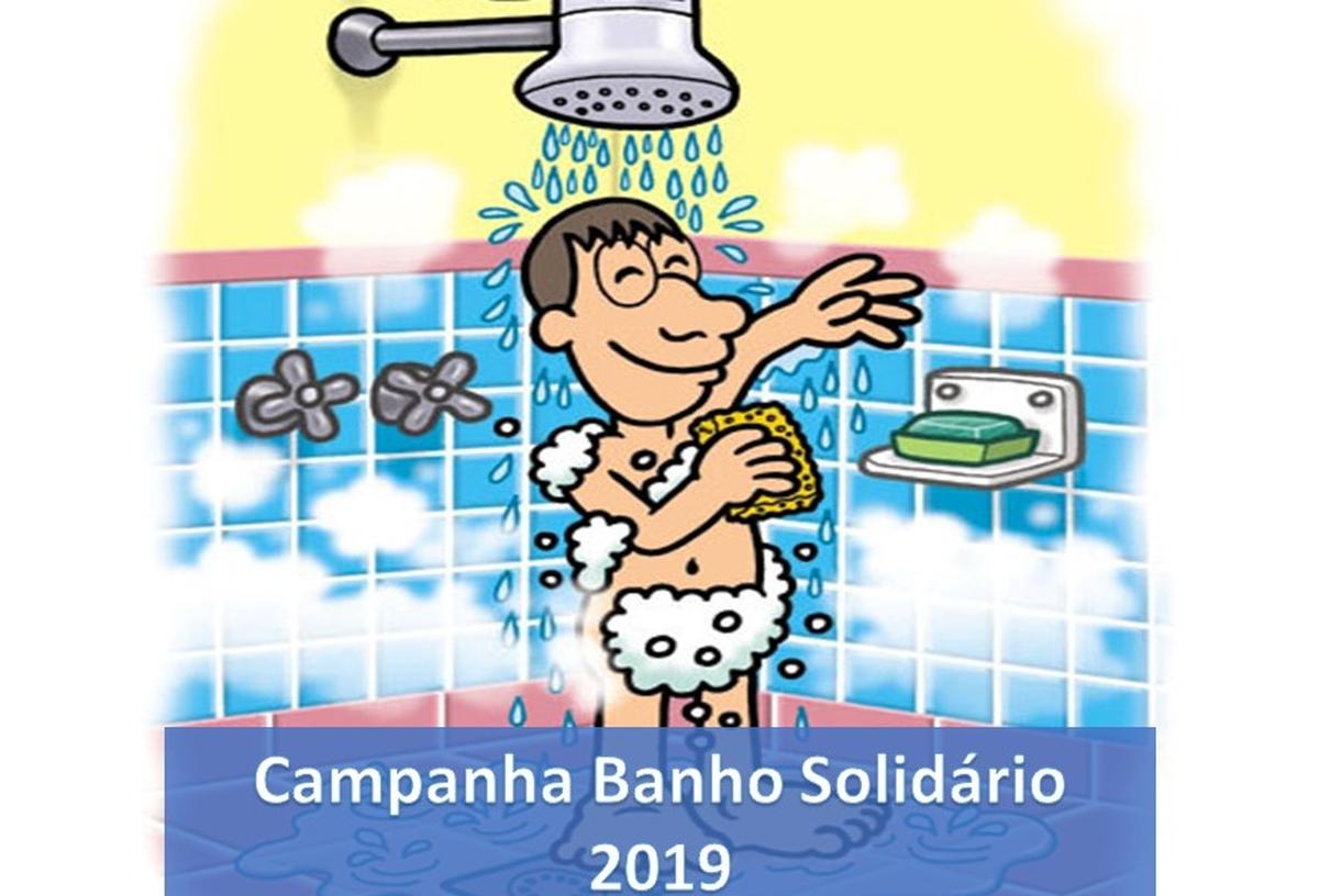 Campanha Banho Solidário 2019