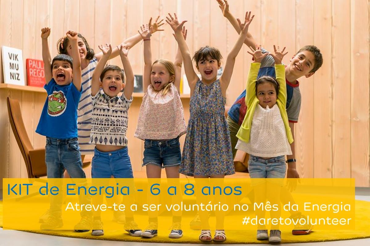 Kit de Energia | 6-8 anos