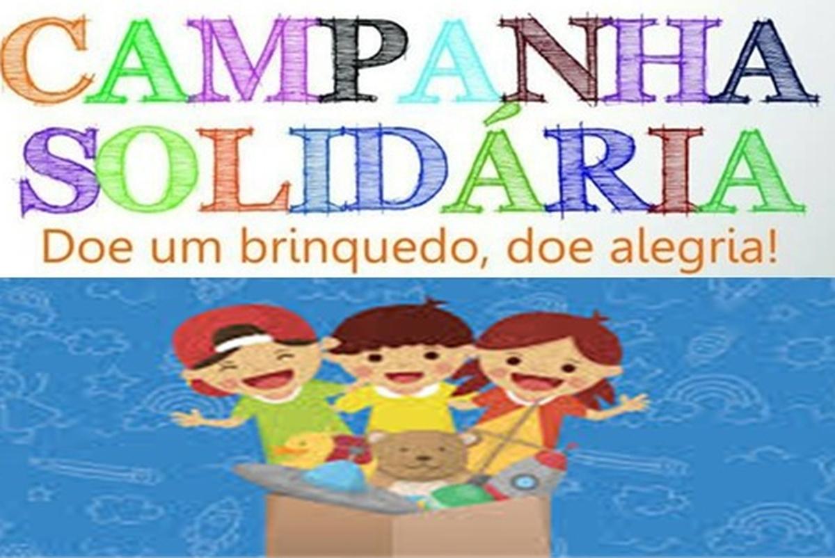 Doação de Brinquedos (Dia das Crianças)