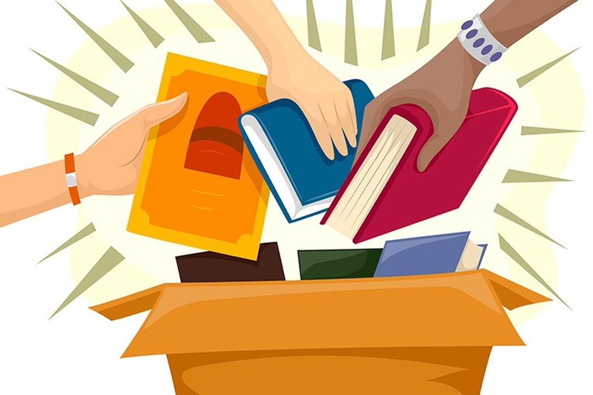 Doação de Livros